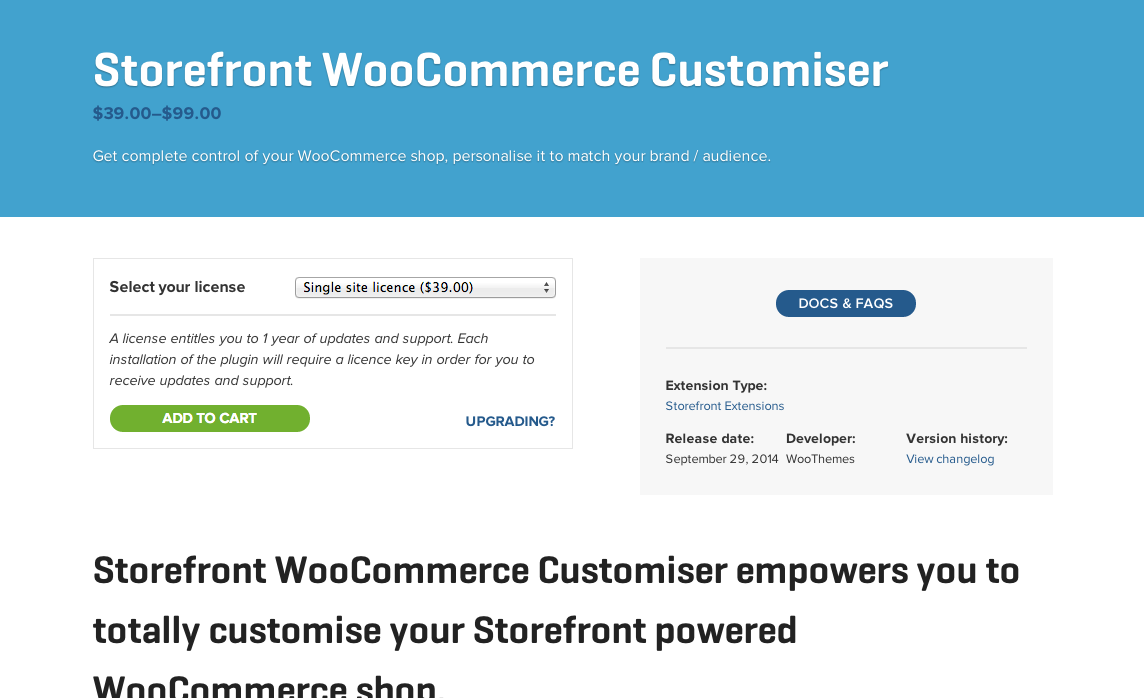 Storefront-WooCommerce-Customizer-Extension