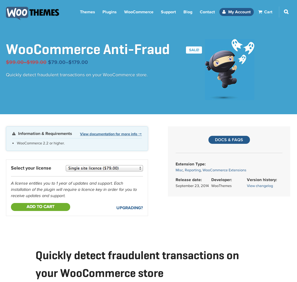 WooCommerce-Anti-Fraud
