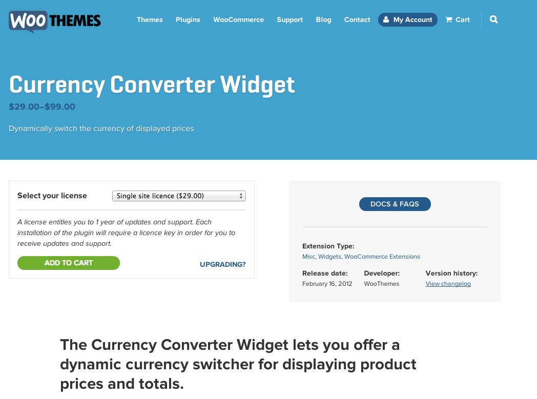 WooCommerce-Currency-Converter-Widget