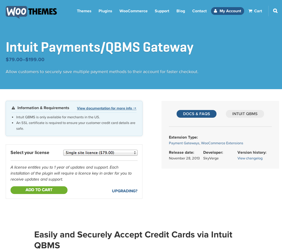 WooCommerce-Intuit-Payments-QBMS-Gateway