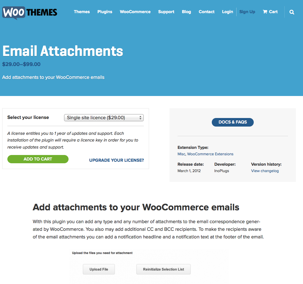 WooCommerce-Email-Attachments