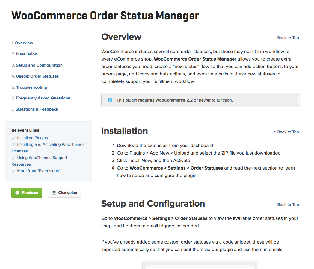 WooCommerce-Order-Status-Manager-Documentation