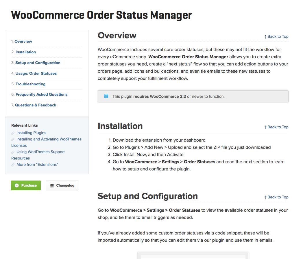 WooCommerce-Order-Status-Manager-Documentation