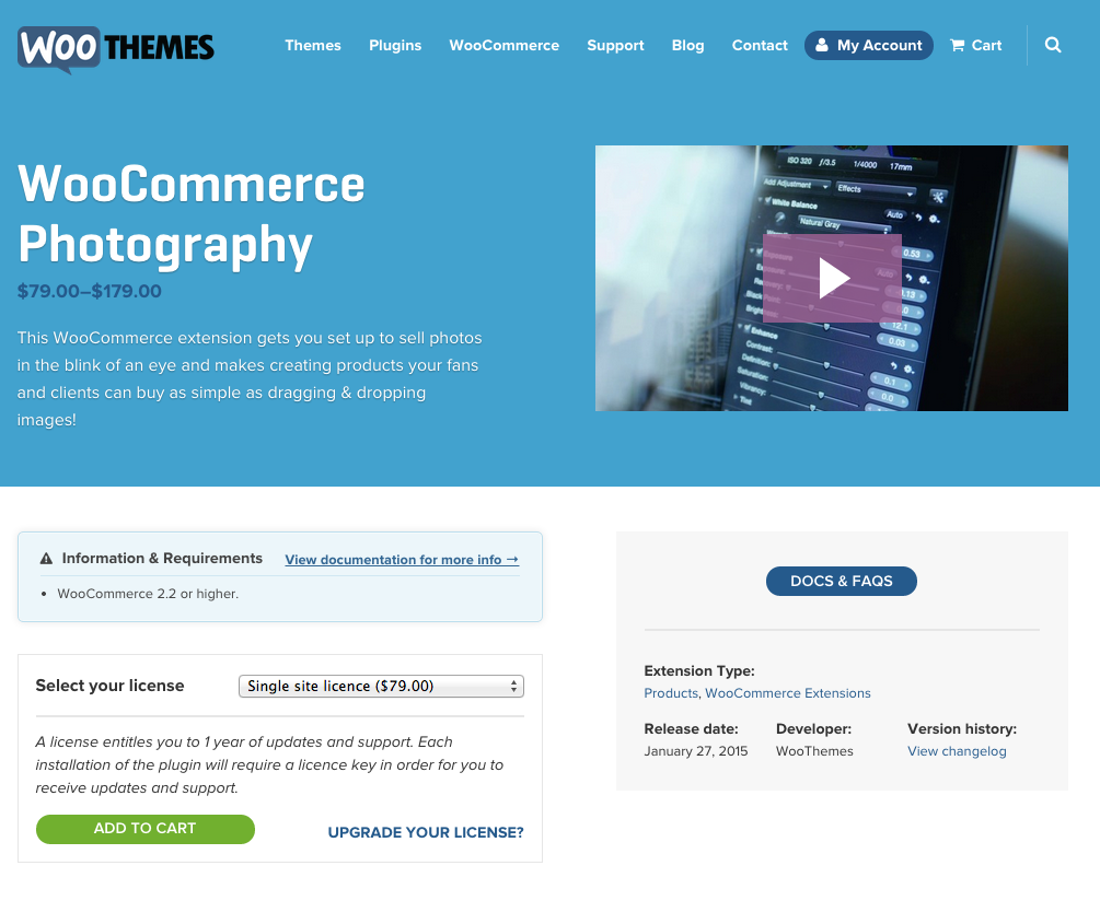 WooCommerce-Photography