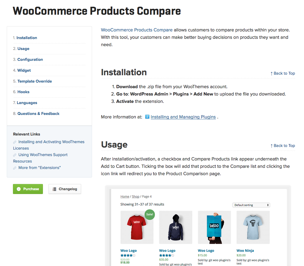 WooCommerce-Products-Compare-Docs
